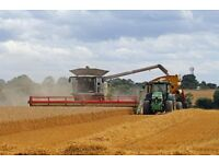 Harvest Positions Still Available, North Hertforshire