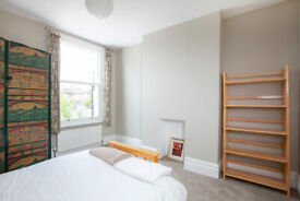 Sunny furnished double by Blythe Hill Fields