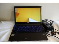 Scan Gaming Laptop, 4GB Dedicated DDR5 Graphics, Intel i7 4th Gen Quad Core 15 Inches Full HD Screen
