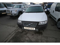 VOLVO XC70 D5 AWD ESTATE 2400cc - 58-REG