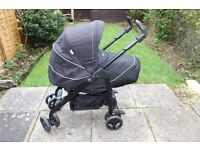 Fantastic deal - Silver Cross Travel System/car seat with Isofix Base