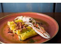 Trendy Italian Restaurant Looking for Demi Chef de Partie