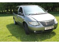 Chrysler Grand Voyager Automatic - 7 Seater - Stow and Go Seats - 2.8L Selling due to Disability car