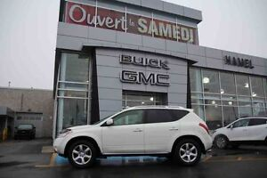 2007 Nissan Murano FWD SL+ CUIR + TOIT OUVRANT