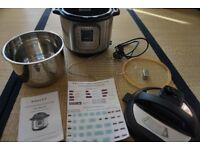 Instant Pot IP-DUO60/50, Pressure Cooker, Slow Cooker, Rice Cooker, Yogurt Maker
