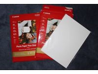 Canon PP-201 Glossy Photo Paper. 2 Pack.