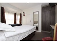 Ensuite Double Room To Rent in Shepherd's Bush W12