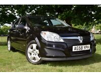 2008 VAUXHALL ASTRA 1.6 PETROL *BRAND NEW MOT*FULL SERV HISTORY**3 MONTHS WARRANTY***LOW MILEAGE***