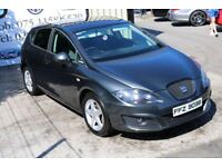 2011 SEAT LEON 1.6 CR TDI S EMOCION 103 BHP HATCHBACK (FINANCE & WARRANTY)