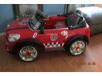 electric ride on mini