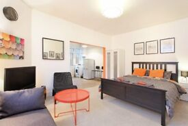 Beautiful ground floor Studio with own private rear garden to let on Topsham Rd, SW17 8EQ BILLS INCL