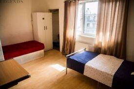 GREAT OPPORTUNITY DOUBLE / TWIN ROOM ---- SHADWELL ---
