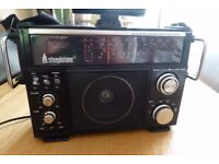 STEEPLETONE VINTAGE RETRO MULTI BAND RADIO MODEL MBR7