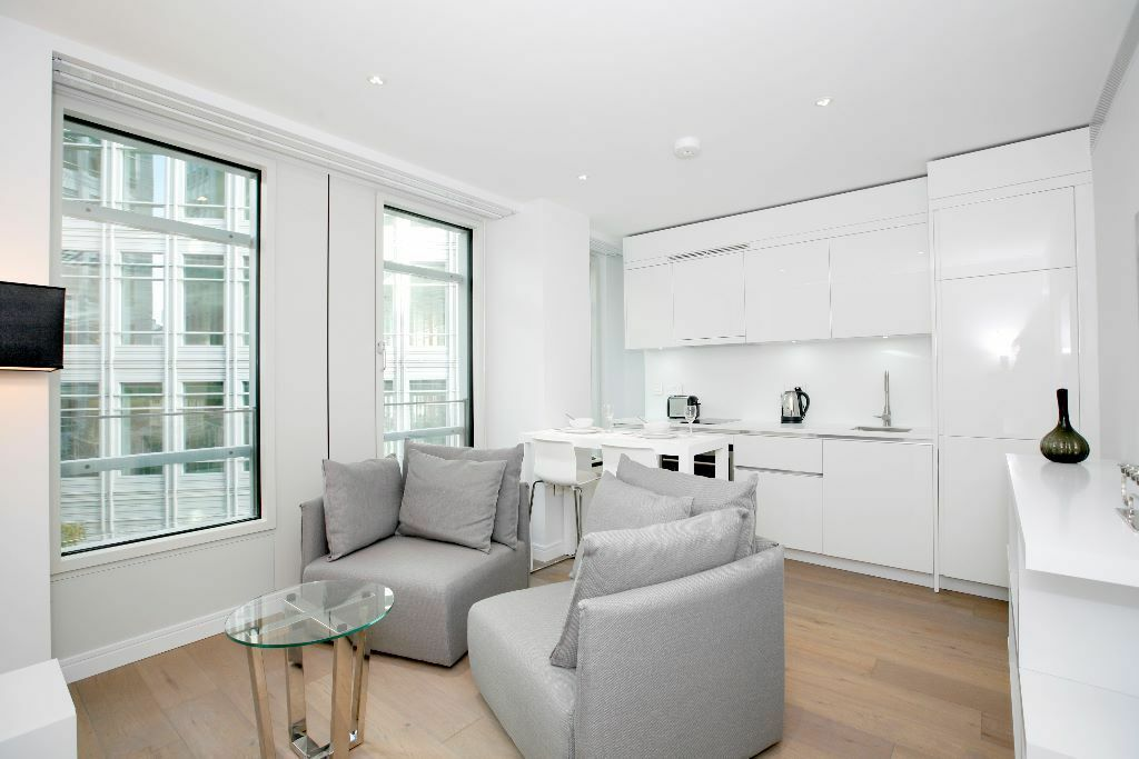 Incredible 1 Bed in Stunning Covent Garden Location, Walking Distance to Leicester Square