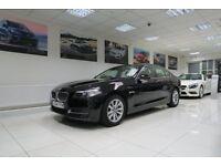 BMW 5 SERIES 3.0 530d SE 4dr Auto (black) 2015