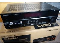 Yamaha HTR-2866 AV Receiver 4k