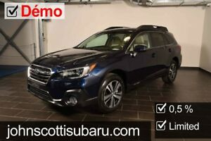 2018 Subaru Outback 3.6R Limited Demonstrator