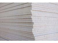 8x4 Plasterboards 12.5mm