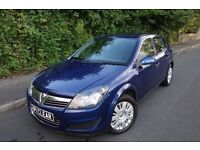 59 Plate Vauxhall Astra 1.3 CDTI, DESIGN, 6 SPEED, Half Leather, 4 Electr Windows, 1 OWNER FROM NEW