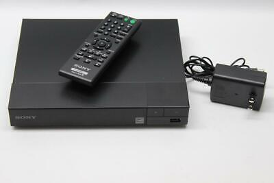 SONY BDP-S1700 Streaming Blu-ray Disc DVD Player Wired HD BDPS1700 w/ remote