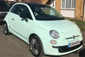 Fiat 500 Cult, F/F/S/H, Low Mileage, 1 Owner, Immaculate!