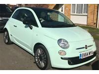Fiat 500, High Spec, F/F/S/H, Low Mileage, 1 Owner, Immaculate!