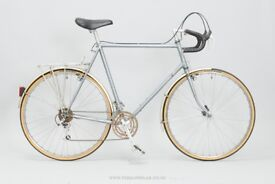 Revell Romany Vintage Road/Touring Bike - Mercian Built- 60cm/23.6 Inch - British Tourer Bicycle