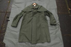 Vintage French Army 'Duster' type Smock