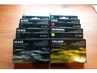 8 Epson Compatible Ink Cartridge