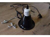 Komodo Clamp Lamp 14cm
