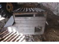 Portable Chicken house