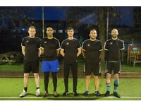 KENNINGTON 5 A-SIDE FOOTBALL LEAGUE - ONLY £35 PER GAME
