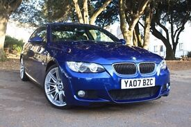 BMW E92 COUPE 330i M-SPORT 2007
