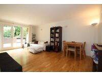 A Recently Refurbished Two Bedroom First Floor Purpose Built Apartment With A South Facing Balcony