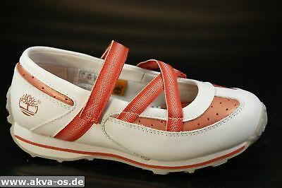 Timberland Mary Jane Ballerinas Sneakers Gr 32 US 1 Kinder Schuhe Halbschuhe Mary Jane Sneaker Schuh