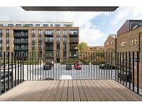 *A beautiful two double bedroom in Battersea to rent* two bathrooms*private balcony*available now