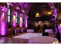 Wedding & Event Lighting Hire