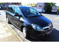 vauxhall Zafira, for sale or exchange precisely