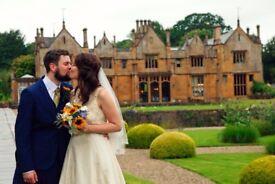 WEDDING PHOTOGRAPHY & VIDEO (from £750) - BATH, BRISTOL, LONDON,