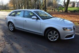 Audi A4 Avante 2.0 TDI SE Multitronic 5dr Beautiful car Drives like a dream **Finished in Silver**
