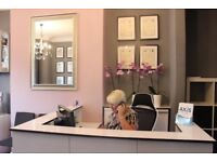 Therapy rooms available to rent in busy modern chiropractic clinic