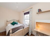 Lovely jubbly double room in Victorian terrace