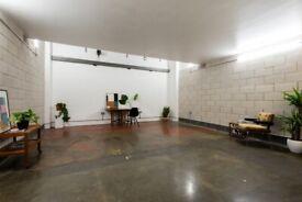 Studio 122 / Creative Office / Private Studio / Workspace / East London / Hackney Downs Studios / E8