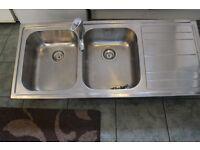 smeg kitchen sink