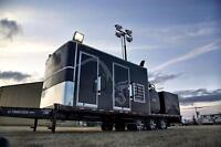 Jobsite Combo Trailers  FOR SALE
