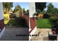 GARDEN PLANET - Lawn Mowing | Jet Wash Cleaning | Weeding | Hedge Trimming | Planting