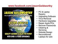 PC & Laptop Repair Service & Upgrades (Very Competitive Prices)