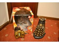12 Inch Remote Controlled Dalek from Doctor Who