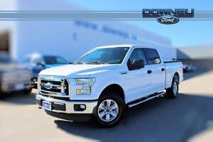 2015 Ford F-150 4X4! ~5.0L V8! ~CREW CAB! ~LOW KMS!