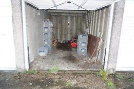 Lock up garage to Rent in Belvedere DA17 standard 8' x 16' size